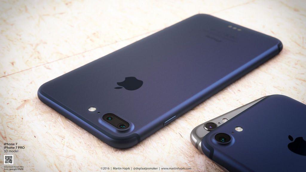 Estas serían las especificaciones de los iPhone 7 y iPhone 7 Plus 35