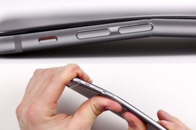 El bendgate del iPhone 6 puede pasar factura a Apple