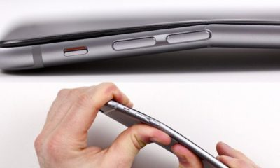 bendgate del iPhone 6