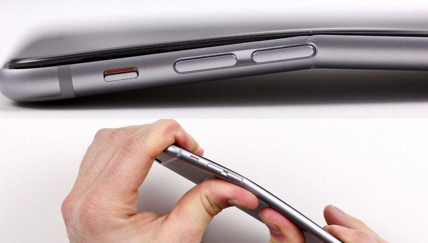 bendgate del iPhone 6