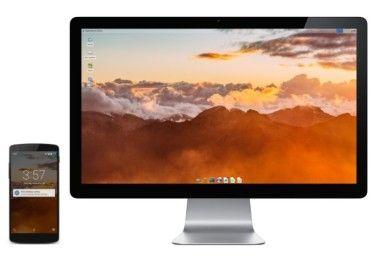 Maru OS ya es Open Source, convierte smartphones en PCs