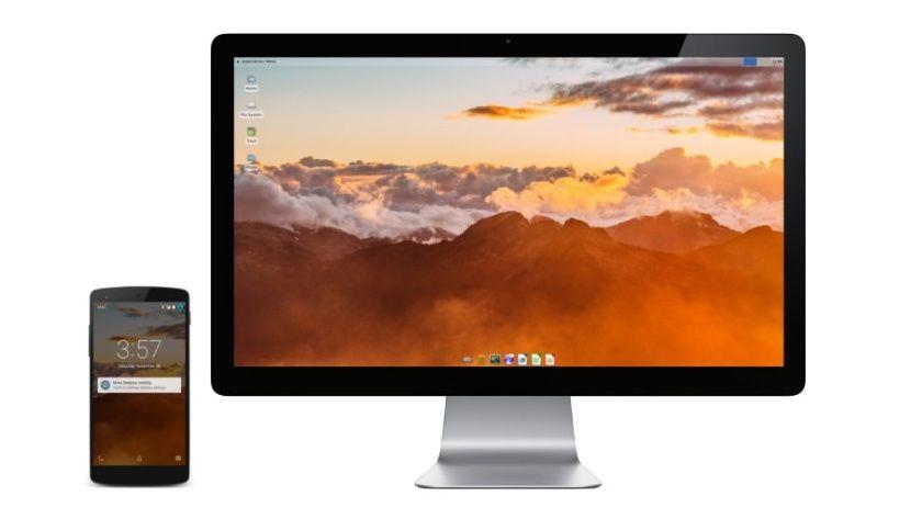 Maru OS ya es Open Source, convierte smartphones en PCs 31