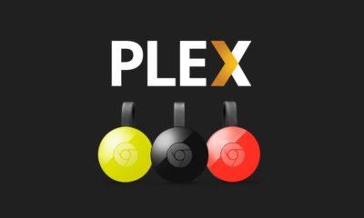 chromecast y plex