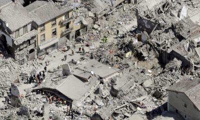 Cruz Roja pide deshabilitar contraseñas Wi-Fi en el terremoto de Italia 32