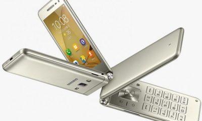 Samsung presenta el Galaxy Folder 2, nuevo smartphone tipo concha 29