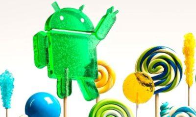 Android Lollipop ya es la versión más utilizada, Android N no llega al 0,1% 34