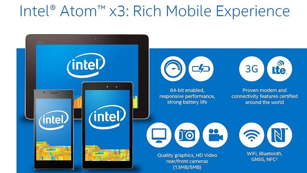 Intel deja caer que podrían volver a por el sector móvil 28