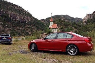 """Empresa turca crea un """"Transformer"""" sobre un BMW serie 3"""