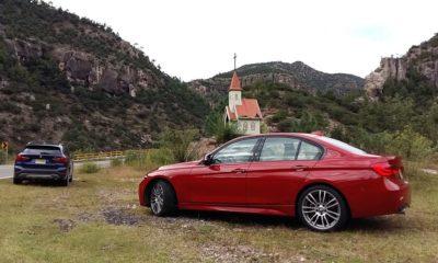 """Empresa turca crea un """"Transformer"""" sobre un BMW serie 3 52"""