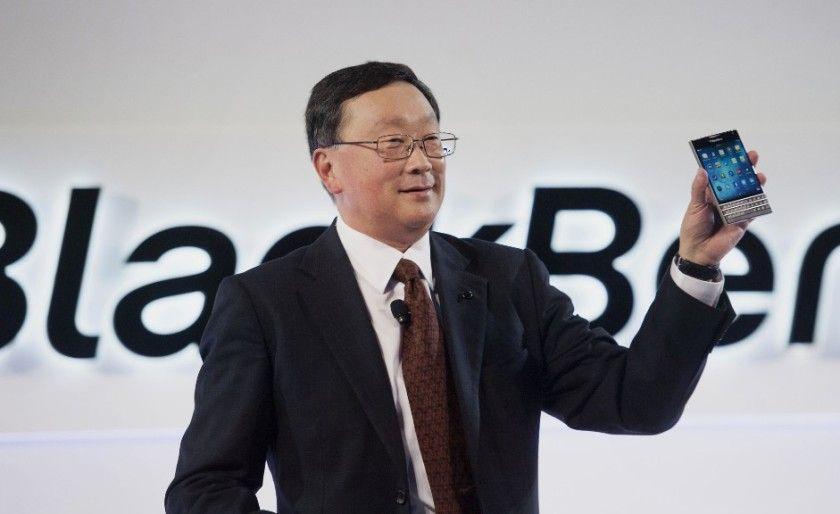 BlackBerry dejará de fabricar sus propios terminales, se centrará en el software