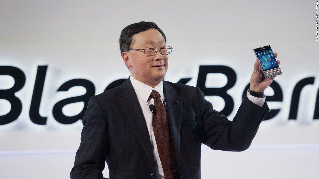 BlackBerry dejará de fabricar sus propios terminales, se centrará en el software 27