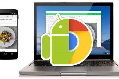 Google Andromeda ¿Por fin la fusión de Android y Chrome OS?