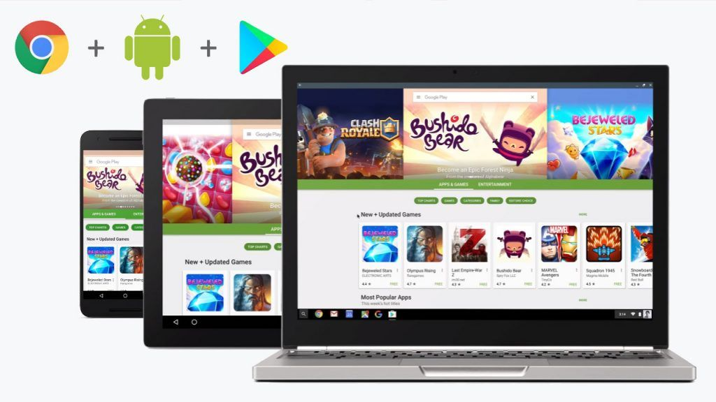 Google Play Store ya disponible en canal estable para algunos Chromebooks 29