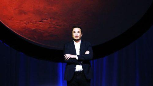 """Elon Musk presenta planes para colonizar Marte y """"salvar a la humanidad"""""""