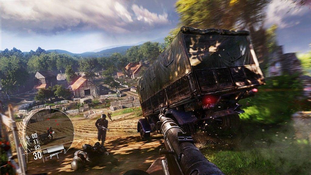El CryEngine soportará Vulkan en noviembre, multiGPU en febrero 29