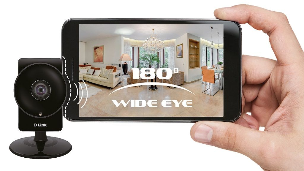 D-Link presenta la nueva cámara DCS-960L WiFi con visión de 180 grados 29