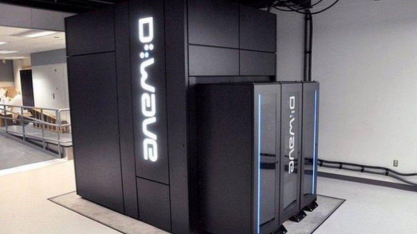 D-Wave trabaja en un ordenador cuántico mil veces más potente