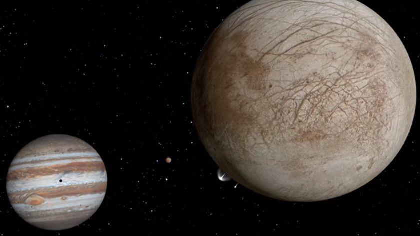 ¿Agua en la luna Europa? NASA apunta a ello 31