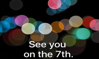 presentación de iPhone 7