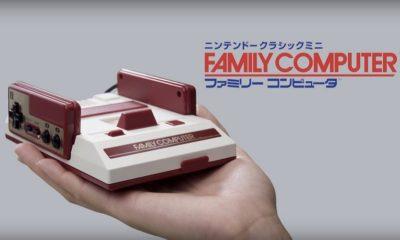 Así es la Famicom Mini que llegará a Japón en noviembre 28