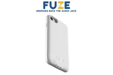 Fuze, la carcasa que quiere devolver el jack al iPhone 7