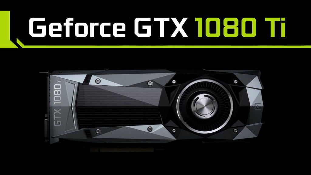 GTX 1080 Ti llegaría en enero, rendiría casi igual que la GTX TITAN X P 30
