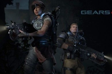 20 minutos de introducción a Gears of War 4