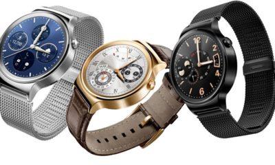 Huawei estaría preparando un smartwatch con Tizen 55