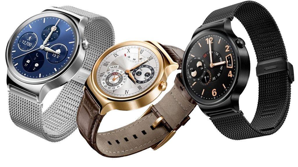 Huawei estaría preparando un smartwatch con Tizen 30