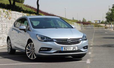 Opel Astra 2016 200 CV, divertirse en serio 31