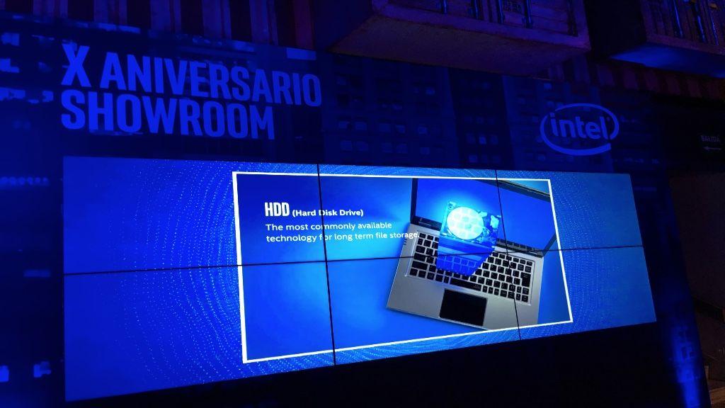 """Intel celebra el décimo aniversario de su """"Showroom de Navidad"""" con la Séptima Generación como protagonista"""