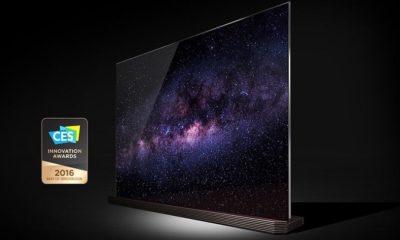 """LG lanza su impresionante TV Signature OLED de 77"""" con resolución 4K 58"""