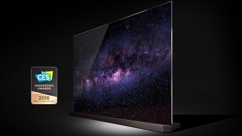 """LG lanza su impresionante TV Signature OLED de 77"""" con resolución 4K 29"""