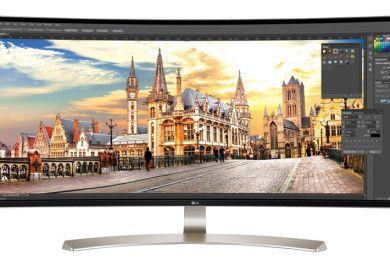 LG 38UC99, primer vistazo al espectacular monitor curvado de 38″