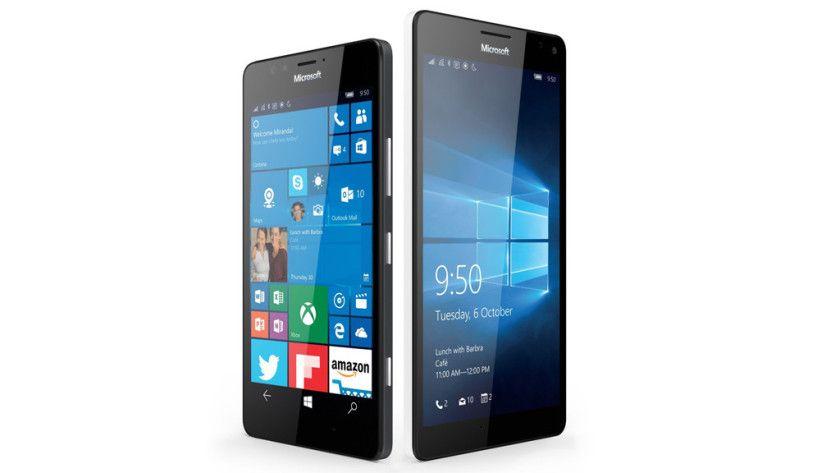 Microsoft baja oficialmente el precio los Lumia 950 y 950 XL