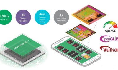El Exynos 8895 del Galaxy S8 utilizaría una GPU Mali-G71 86