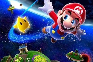 Este vídeo de acción real de Mario Galaxy te dejará con la boca abierta