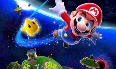 Este vídeo de acción real de Mario Galaxy te dejará con la boca abierta 95