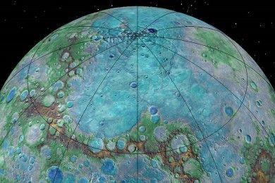 Mercurio tiene una gran actividad tectónica, al igual que la Tierra