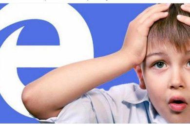 """Microsoft bloquea navegadores de la competencia para """"proteger a los niños"""""""