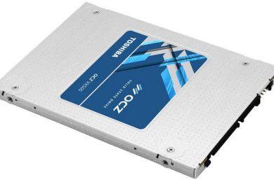 Toshiba presenta las SSD OCZ VX500 y nos gustan