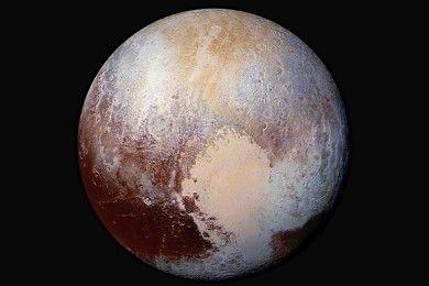 Ya sabemos por qué Plutón presenta esa especie de corazón en su superficie