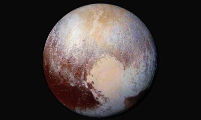 Ya sabemos por qué Plutón presenta esa especie de corazón en su superficie 92