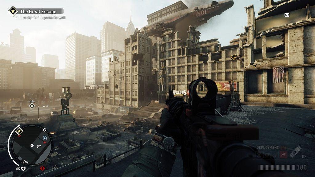 Disfruta gratis de Homefront: The Revolution en Steam durante el finde 28