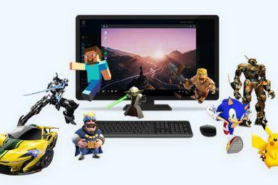 Remix OS Player: ejecuta juegos Android en tu PC Windows