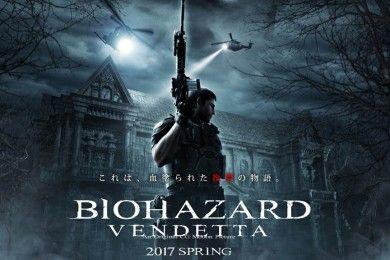 Resident Evil: Vendetta, nueva película CG de la conocida franquicia
