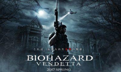 Resident Evil: Vendetta, nueva película CG de la conocida franquicia 79