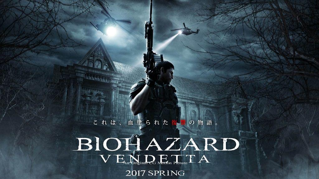 Resident Evil: Vendetta, nueva película CG de la conocida franquicia 29