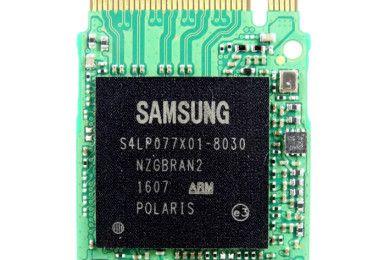 Samsung SSD 960 EVO, otro nivel para almacenamiento en consumo