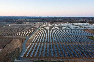 El proyecto de energía solar de Apple podría sostener 12.500 hogares